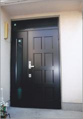 A様 玄関